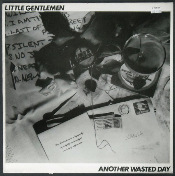 Another Wasted Day cover