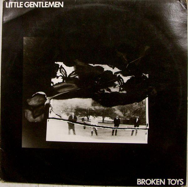 Broken Toys cover