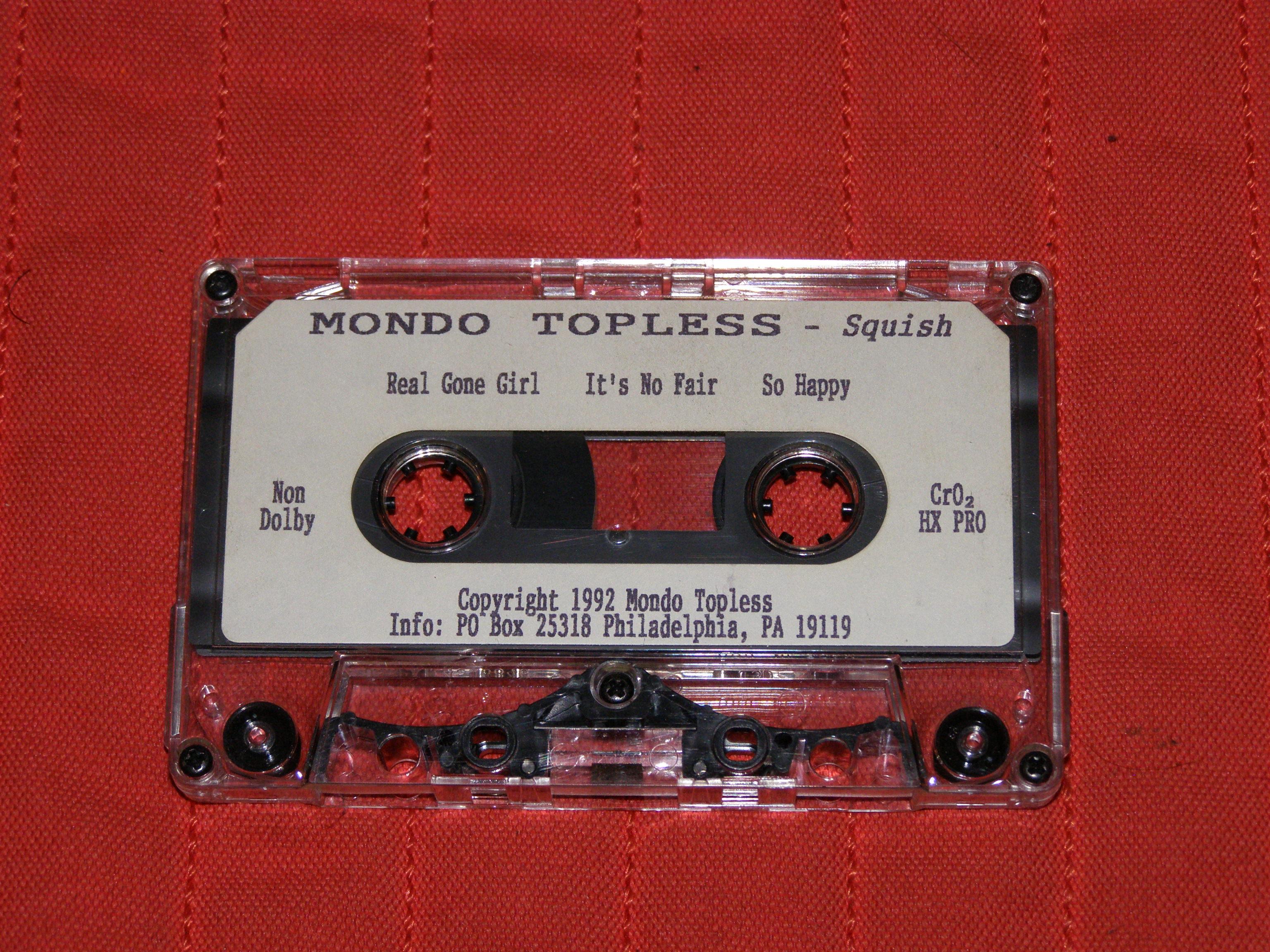 Squish Squish tape