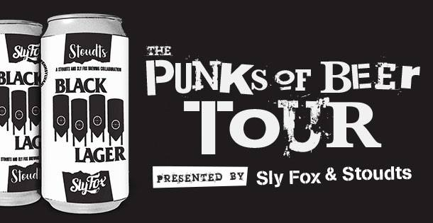 Punks Of Beer Tour